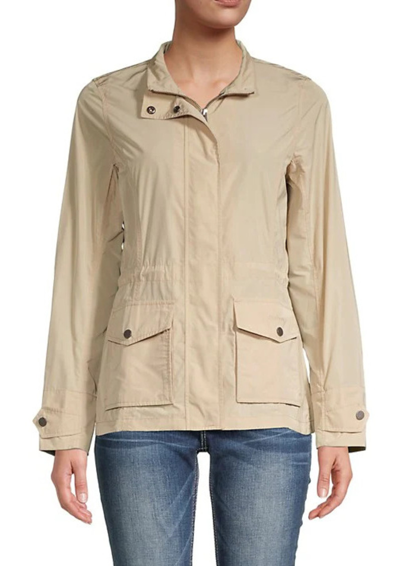 Barbour Lucie Zippered Jacket