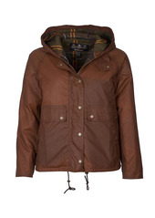Barbour Naver Wax Windbreaker