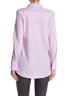 Barbour Rhona Collared Poplin Shirt