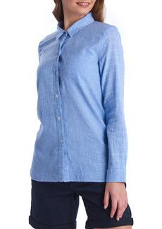 Barbour Seaview Linen Blend Shirt