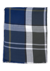 Barbour Walshaw Tartan Cotton Scarf