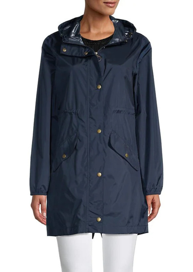 Barbour Waterproof Hooded Parka