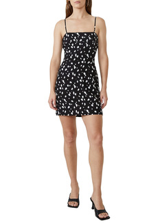 Bardot Abstract Dot Body-Con Sundress
