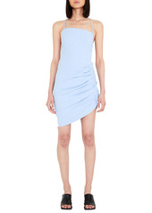 Bardot Cindy Dreamer Ruched Crossback Dress