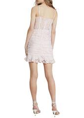 Bardot Danni Lace Corset Minidress