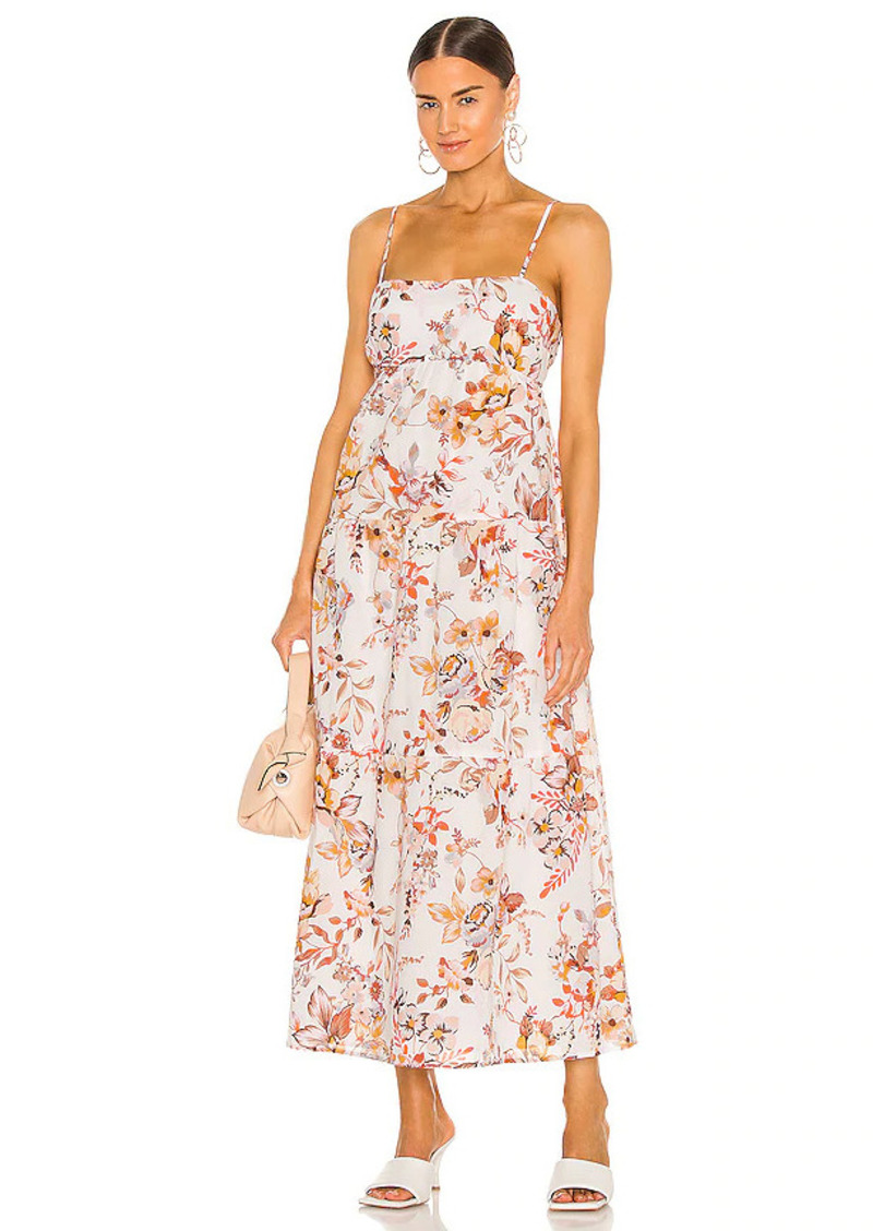 Bardot Floral Flow Dress