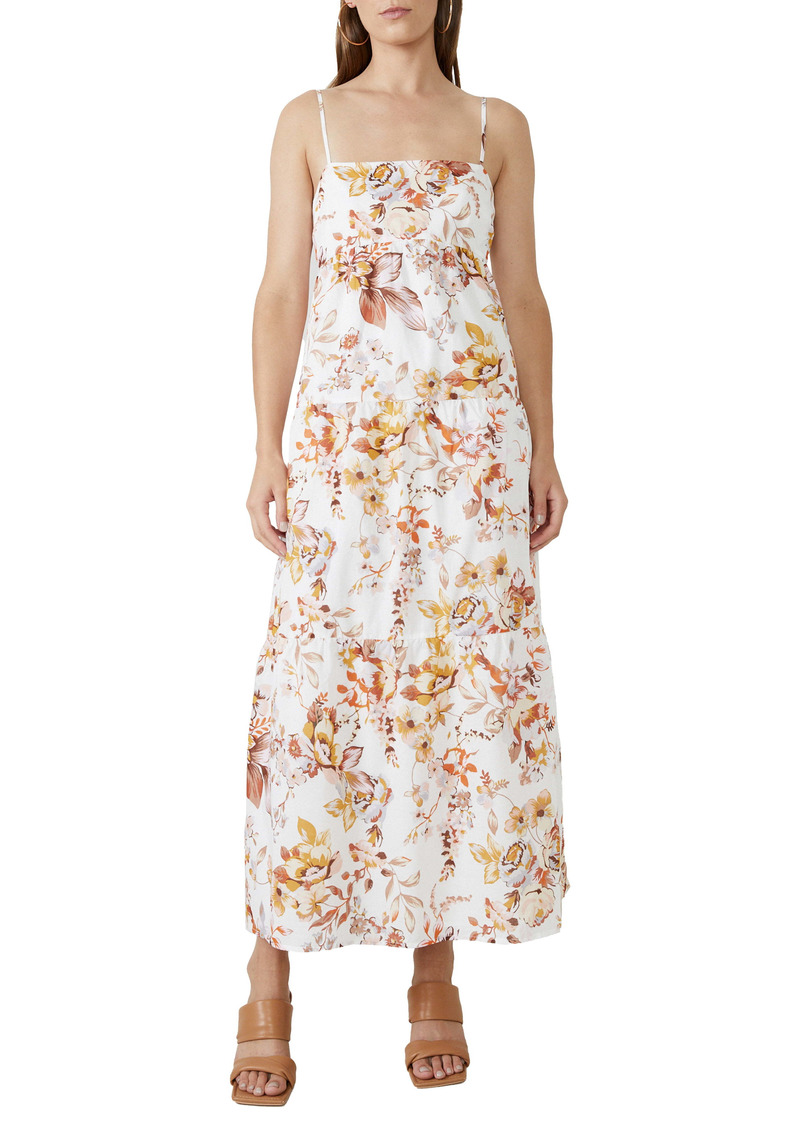 Bardot Floral Open Back Sundress