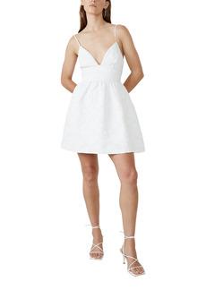 Bardot Hirani Sparkle Soutache Minidress