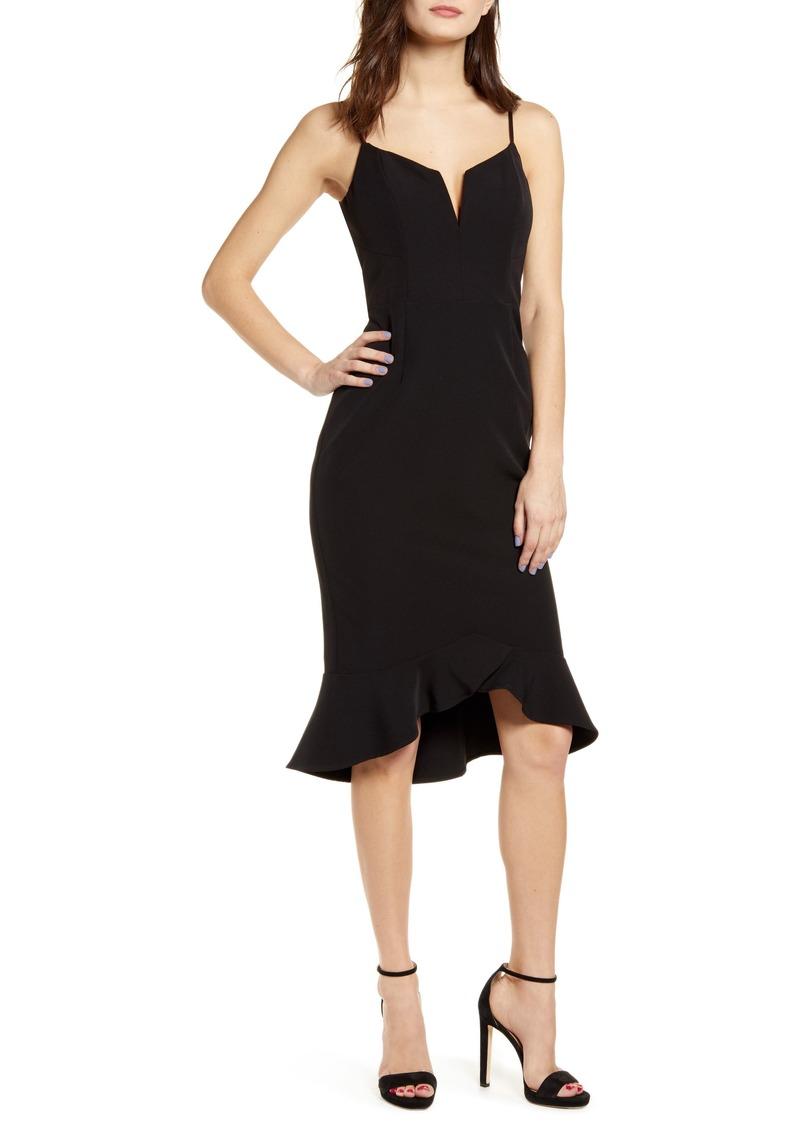 Bardot Kristen Flounce Dress