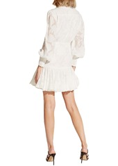 Bardot Maisy Balloon Long Sleeve Minidress