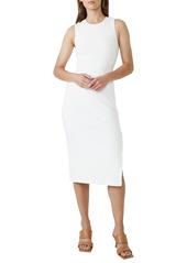 Bardot Medeira Cutout Back Midi Dress