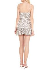 Bardot Paisley Belted Minidress