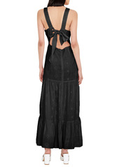 Bardot Reign Eyelet Maxi Dress