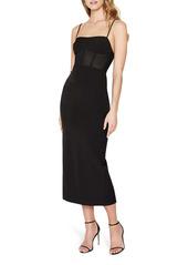 Bardot Roberta Midi Sheath Dress