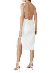Bardot Robyn Open Back Cocktail Dress