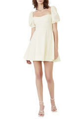 Bardot The Corset Staple Minidress