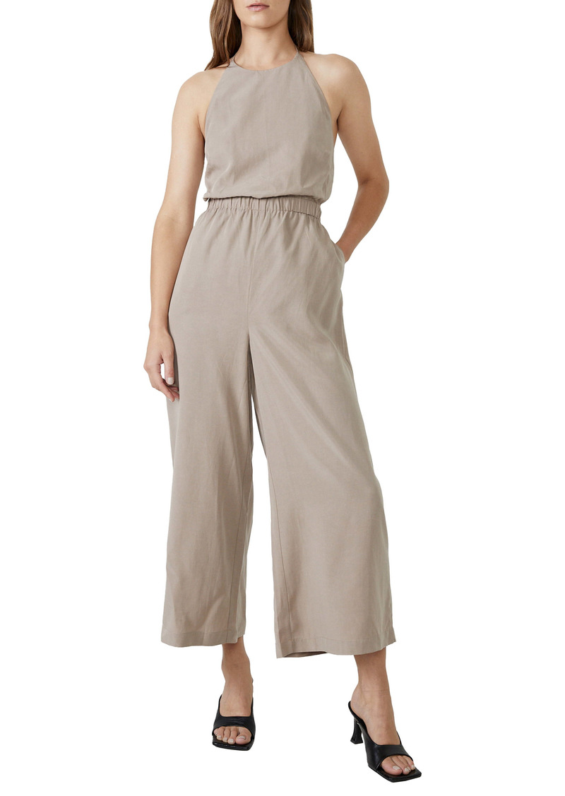 Bardot The Halter Jumpsuit