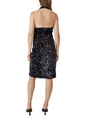 Bardot The Sequin Halter Dress