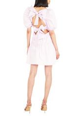 Bardot Tiered Minidress