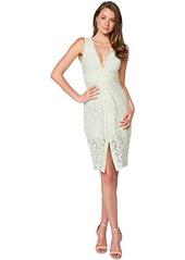 Bardot Halter Lace Dress