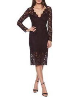Women's Bardot Midnights Lace Dress