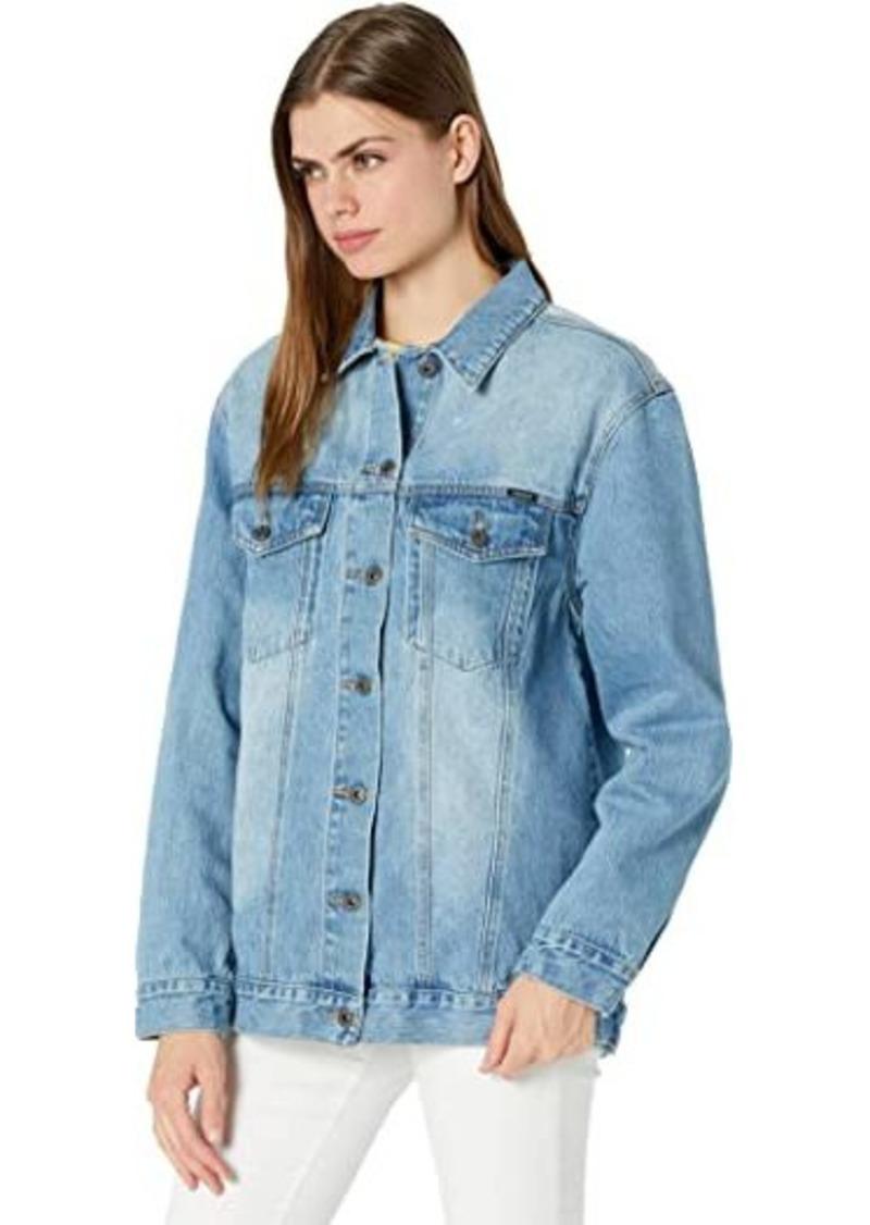 Bardot Oversized Denim Jacket