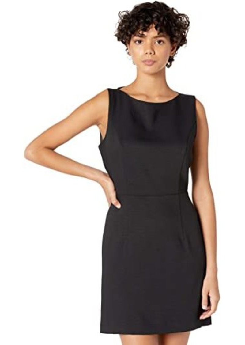 Bardot Structured Mini Dress
