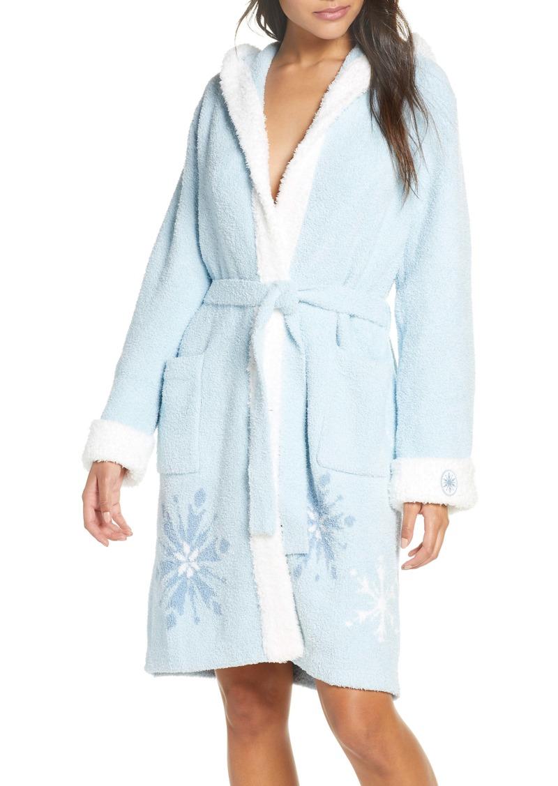 Barefoot Dreams® CozyChic™ Disney Frozen Hooded Robe