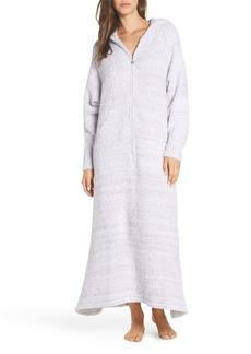 Barefoot Dreams® CozyChic™ Hooded Zip Robe
