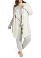 Barefoot Dreams® CozyChic™ Lite Island Cardigan (Plus Size)