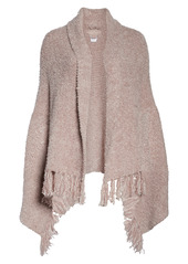 Barefoot Dreams® CozyChic® Luxe Laguna Wrap