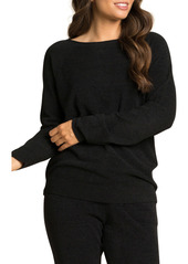 Barefoot Dreams® CozyChic™ Ultra Lite Rolled Neck Pullover