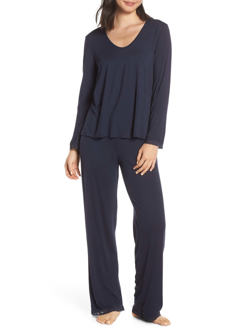 Barefoot Dreams® Luxe Jersey Pajamas