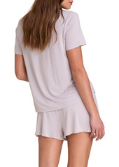 Barefoot Dreams® Luxe Jersey Short Pajamas