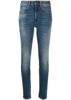ba&sh acid wash jeans