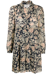 ba&sh Azur floral-print mini dress