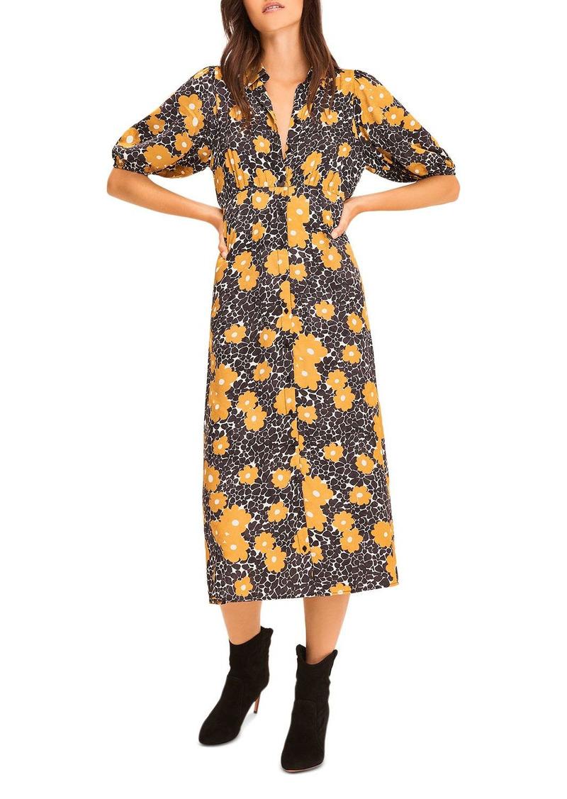 ba&sh Babeth Shirt Dress