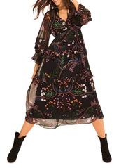 ba&sh Gigi Midi Dress