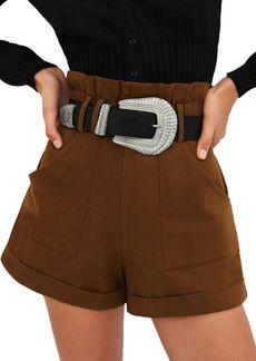 ba&sh Luce High Waist Shorts
