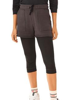 ba&sh Thimot Drawstring Shorts