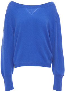 Ba&sh Woman Shawn Cashmere Sweater Bright Blue