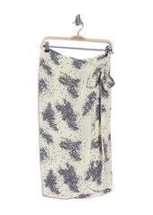 ba&sh Biotre Wrap Skirt