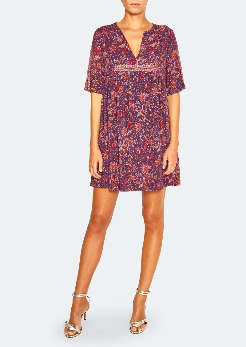 ba&sh Boho Mini Dress - 1 - Also in: 0, 2