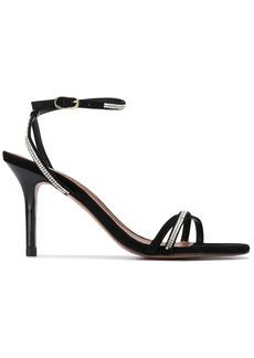 ba&sh Cerena rhinestone-embellished sandals