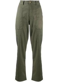 ba&sh Curious high-rise trousers