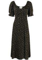 ba&sh Eden wrap dress