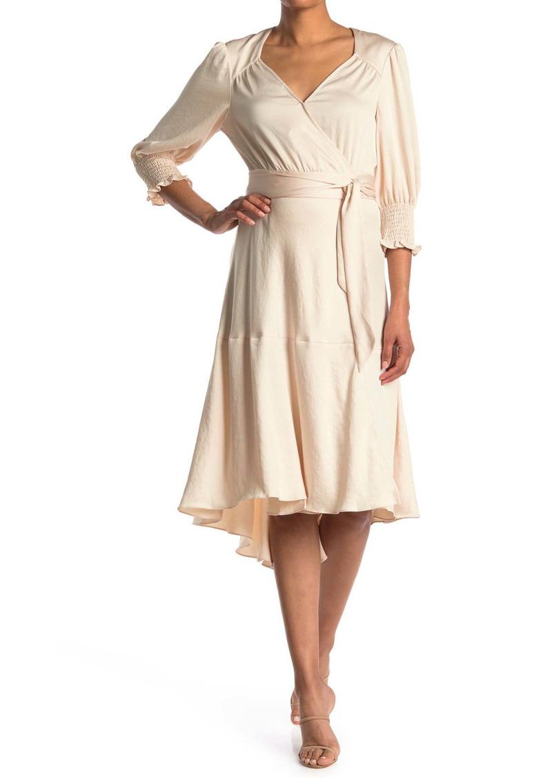 ba&sh Game Puff Sleeve Dress
