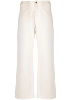 ba&sh Hanna straight-leg trousers
