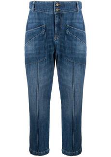 ba&sh Jake balloon-leg jeans
