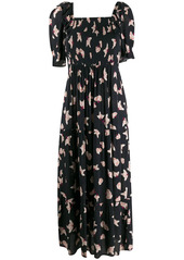 ba&sh Kiwa floral-print dress